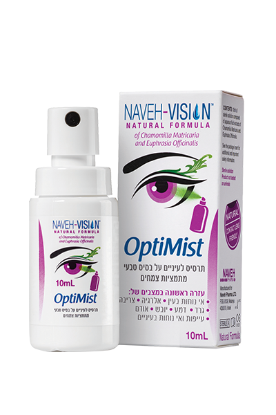 OptiMist Naveh Vision